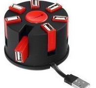 WOXTER Hub USB 7 puertos v.2.0
