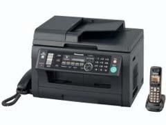 PANASONIC KX-MB2061SPB MFP Escaner,Impresora, Fax + telf. Fotocopiadora Red (A4)