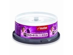 IMATION DVD+R DL 8,5Gb/240min. doble capa 8X P.5