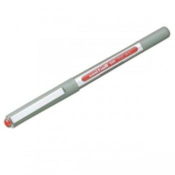 Rotulador punta bola Uni-ball eye fine trazo 0,7mm rojo