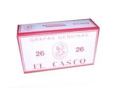 CASCO Grapas mod.26 cromada