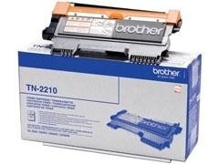 BROTHER Toner laser TN-2210 negro original (k)
