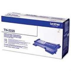 BROTHER Toner laser TN-2220 negro original (k)