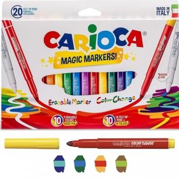 CARIOCA Rotulador carioca STEREO MAGIC