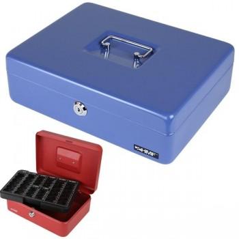 SABAT Caja caudales 30X24X9 colores ROJO
