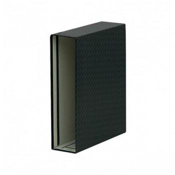 Caja para Archivador lomo 90mm A5 negro