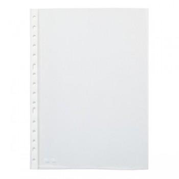 Caja 100 Fundas Portadocumentos PVC calidad extra multiTaladro A4