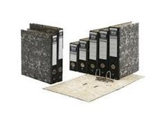 Archivador clasico unisystem folio 75mm