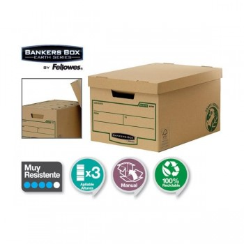 Pack 10 maxi contenedor archivo R-kive 325x260X445mm