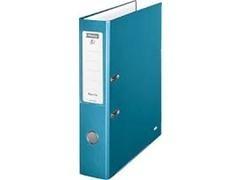 Archivador Petrus perla folio 75mm color azul