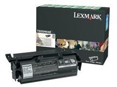 LEXMARK Toner laser T650H04E negro original 25k retornable