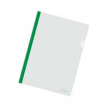 Dossier varilla tamaño A4 color verde