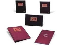MR Libro contabilidad caja folio natural 100 hojas (entrada y salida)