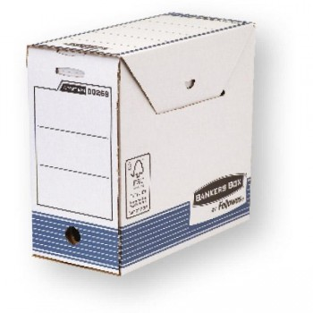 Bankers Box Pack 10 caja archivo 100x255x360mm