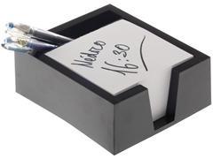 Portanotas con Taco 10X10 negro