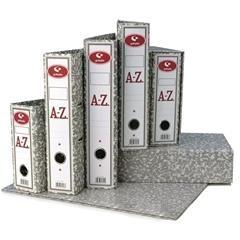 Archivador A-Z Grafoplas con caja 4º apaisado