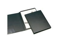 Cartera-portafolios congreso pvc a4 negro