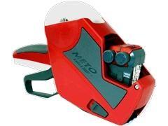 METO Maquina etiquetadora 2 linea 8+6 digitos mod.eagle 1626