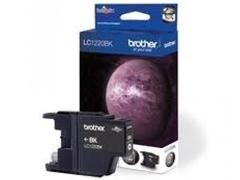 BROTHER Cartucho inkjet LC-1220BK original (300pag) NEGRO