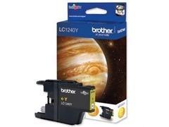 BROTHER Cartucho inkjet LC-1220Y original (300pag) AMARILLO