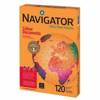 Pack 250h papel navigator 120gr A4