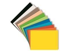 Pack 100h papel color 80gr A4 azul pastel