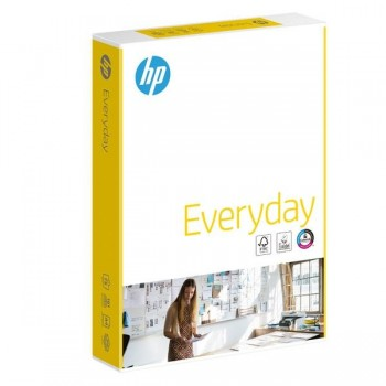 Pack 500h papel multioficina HP everyday 75gr A4
