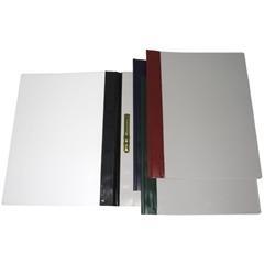 GRAFOPLAS Dossier fastener folio galga 150 negro (50)