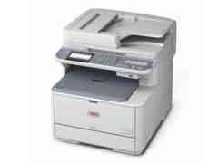OKI ES5461dn MFP laser color A4 26ppm/29pmm 256Mb (fax,escaner,impresora, fotocopiadora)