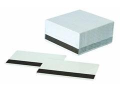 F7I Tarjeta  PVC HiCo 0,762mm con banda magnetica H.D.(1000)