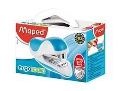 "MAPED Grapadora mini ""ergoLogic\"" (12/15h) grapas nº24/6-26/6"