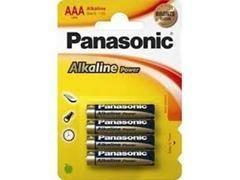 PANASONIC Pila lr03 (4) AAA
