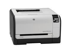 HP Impresora Laser Jet Color CP1525N red