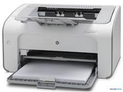 HP Impresora LaserJet P1102 14PPM 600X600DPI monocromo