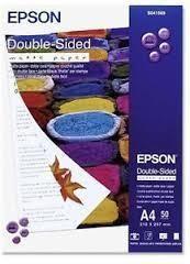 EPSON Din A-4 inkjet doble cara 178gr. S041569 50 hojas