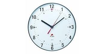 F7I Reloj de pared clasico HORCLAS 25cm diametro