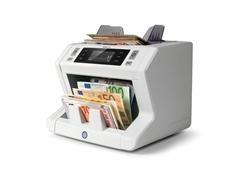 SAFESCAN Contador y detector de billetes mezclados + de 6 formas 2665-S