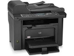 HP Equipo multifuncion M1536DNF