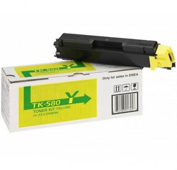 KYOCERA Toner TK-560Y amarillo original (10k) FS C5300DN/5350DN