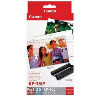 CANON Cartucho carga inkjet KP-36IP color original