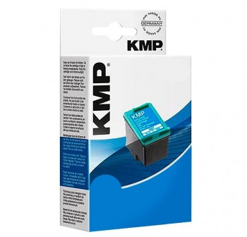 KMP Cartucho inkjet KMP18C0033E TRICOLOR (no original) 19 ML