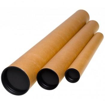 Tubo de cartón para envios 80mm A2/A1