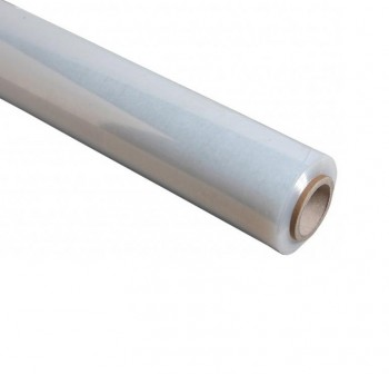 Bobina film extensible de paletizar 500mm 2,3kg transparente
