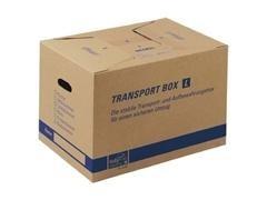 Pack 10 cajas cartón doble para mudanzas 500x350x355 mm.