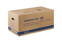 Pack 10 cajas cartón doble para mudanzas 680x350x355 mm.