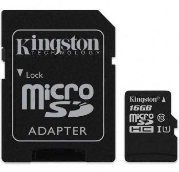 F7I Tarjeta memoria Micro SD 16Gb