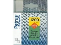 Caja 1200 grapas cobreadas Petrus 530/12