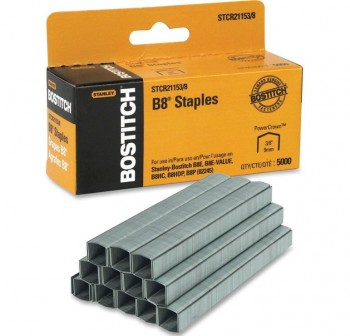 "BOSTITCH Grapas STCR 2115 1/4""-10mm (5k)"
