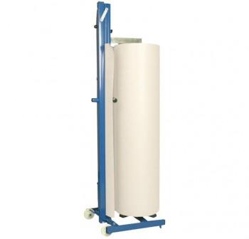 Portabobinas vertical ancho hasta 1,20m
