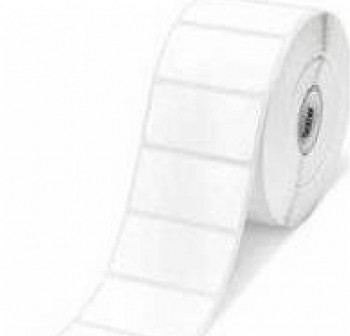 BROTHER Etiqueta precortada blanca papel 51mmx26mm 1552udes
